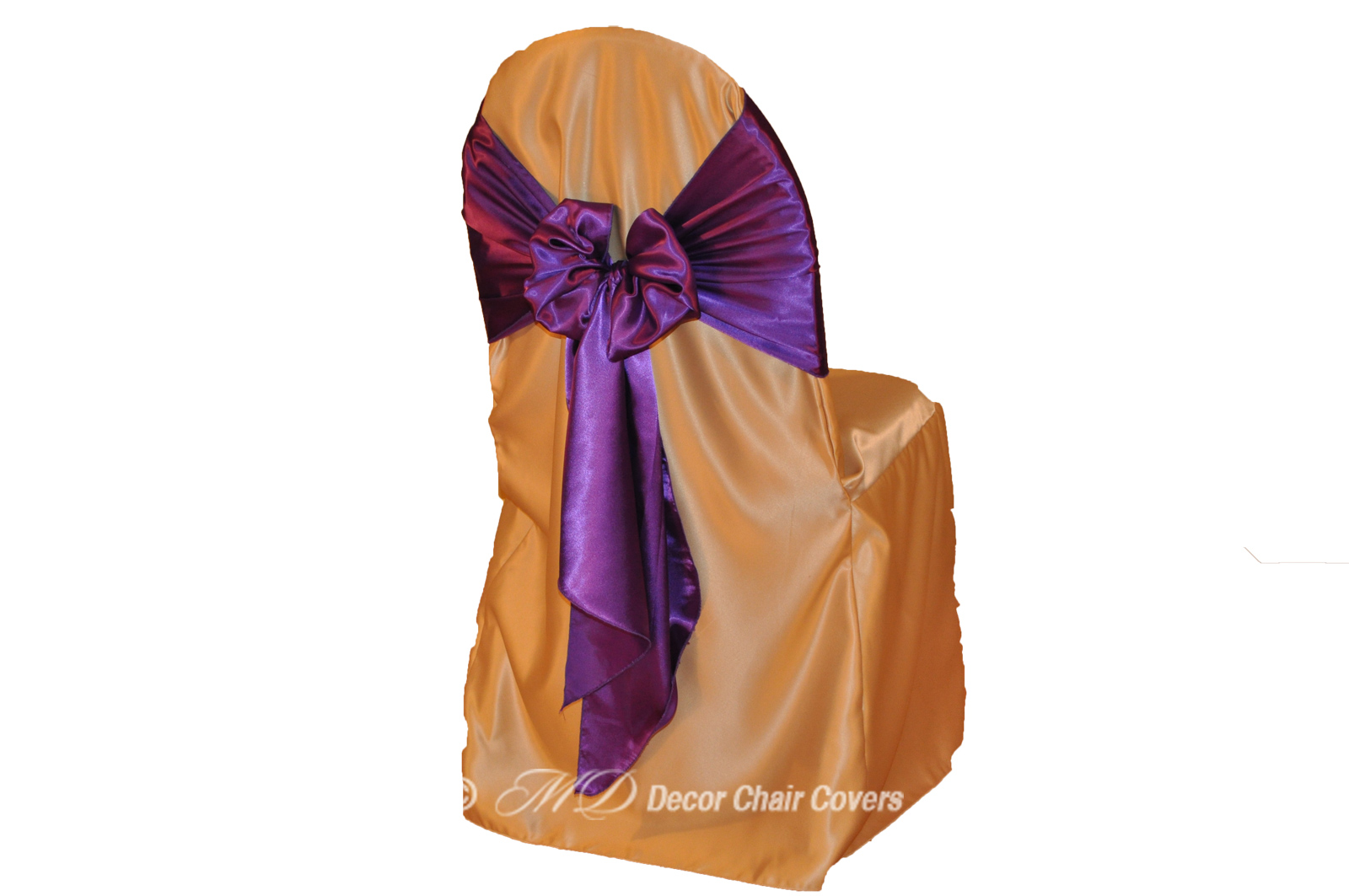 GOLD-SATIN-LAMOUR-CHAIR-COVER