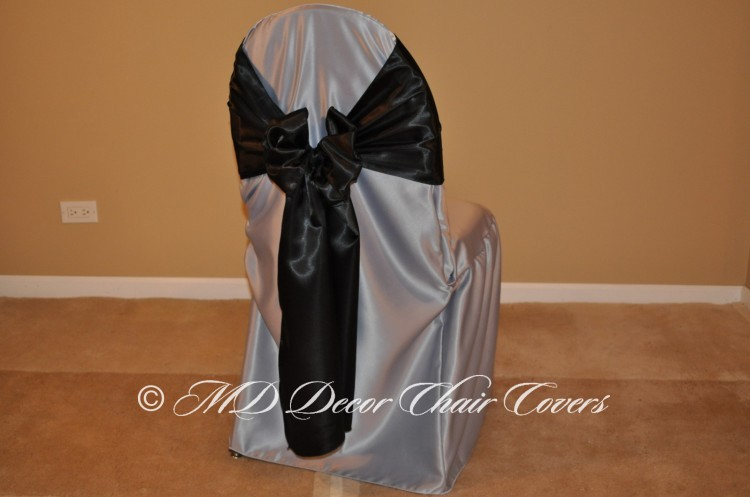 Black Butterfly Bow Style