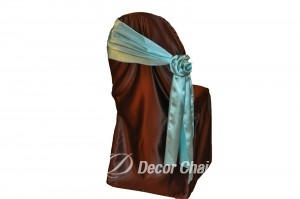 CHOCOLATE-SATIN-LAMOUR-CHAIR-COVER