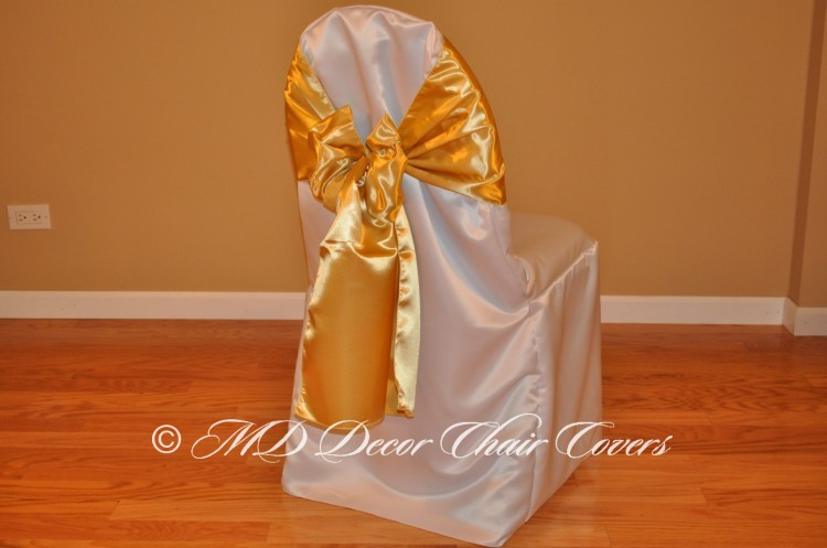 Champagne Butterfly Bow Style
