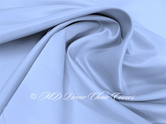 Light Blue Satin Lamour