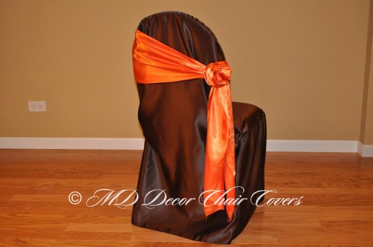 Orange Rose Style On The Side