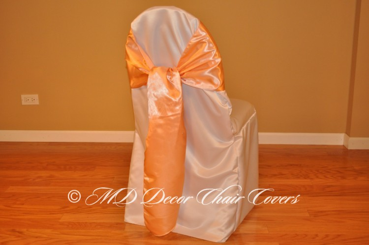 Peach Rose Style Flipped Over