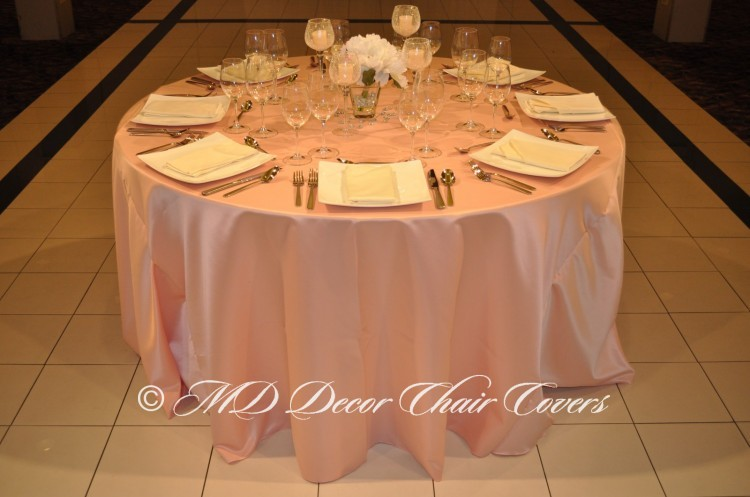 Peach-Satin-Lamour-Tablecloth