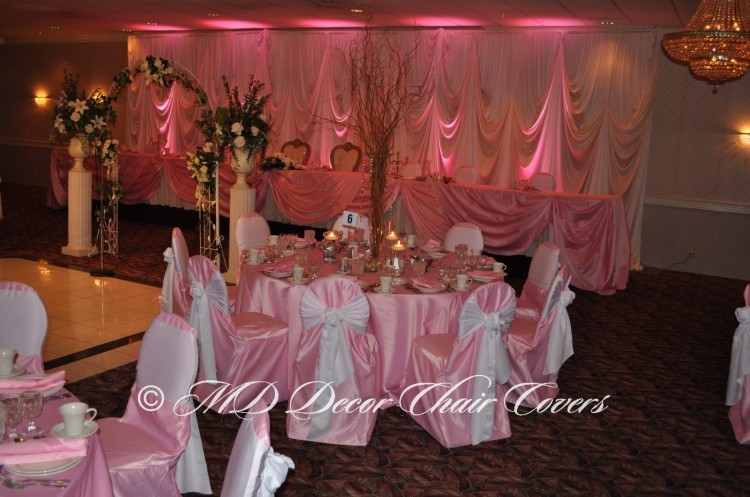 Pink Decor Theme