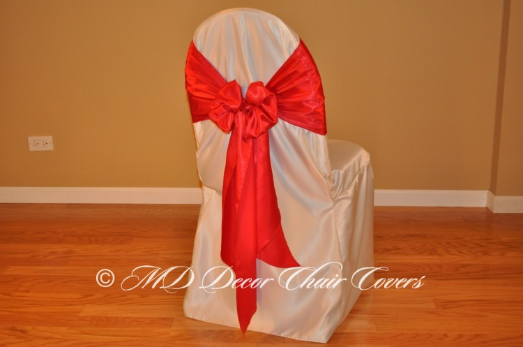 Red Butterfly Bow Style