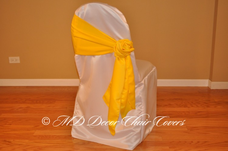 Yellow Rose Style On The Side
